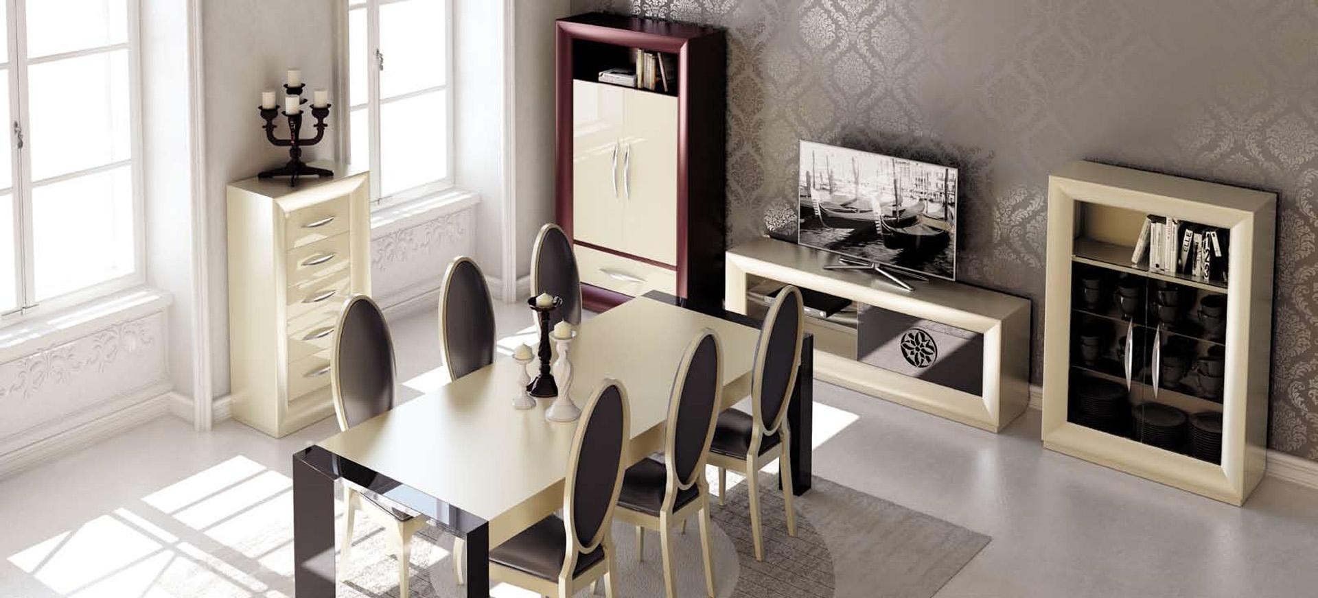 Salones coloniales modernos great muebles coloniales - Salones estilo colonial moderno ...