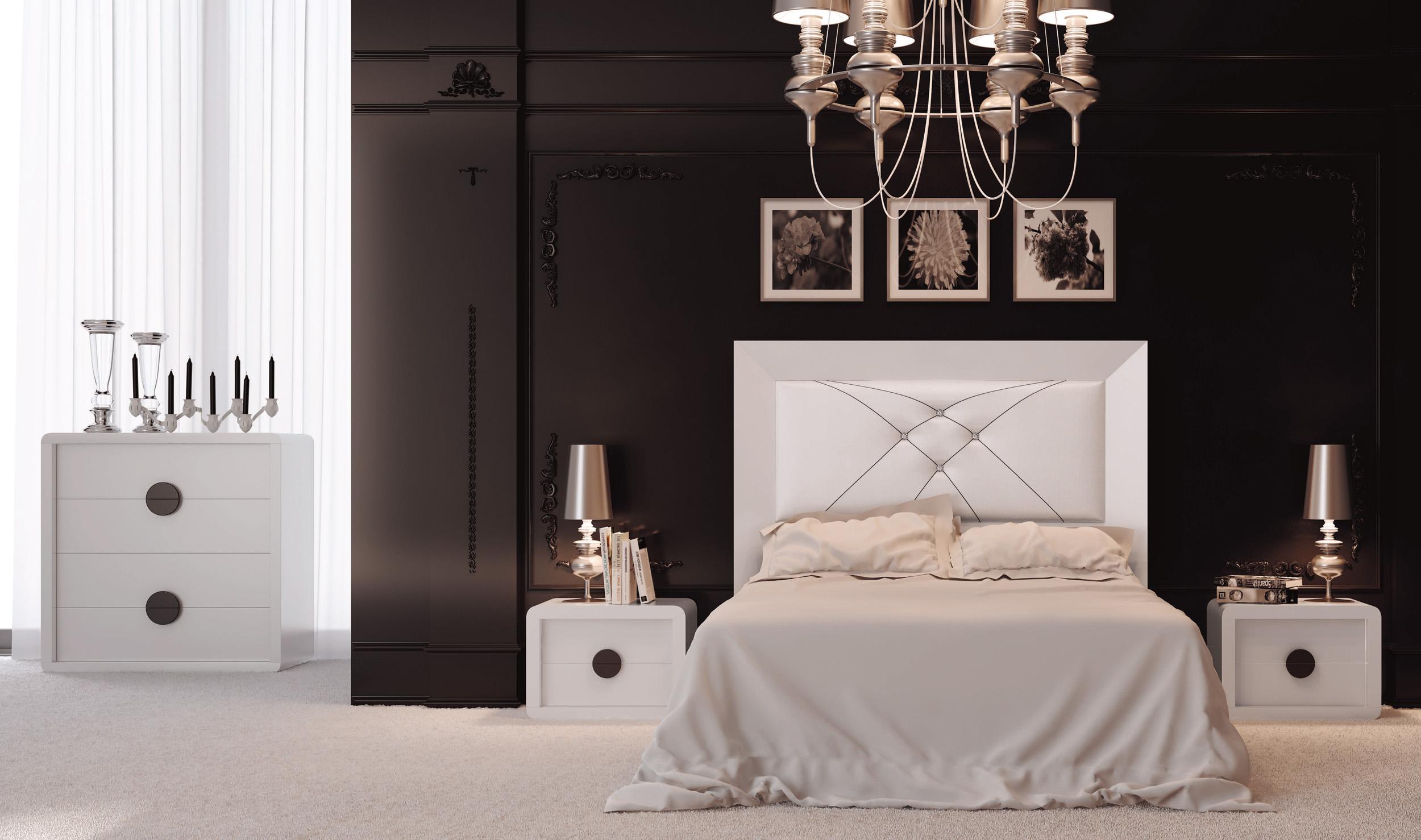 Dormitorios Coloniales Y Neoclasicos Artemueble ~ Dormitorios Romanticos Matrimonio