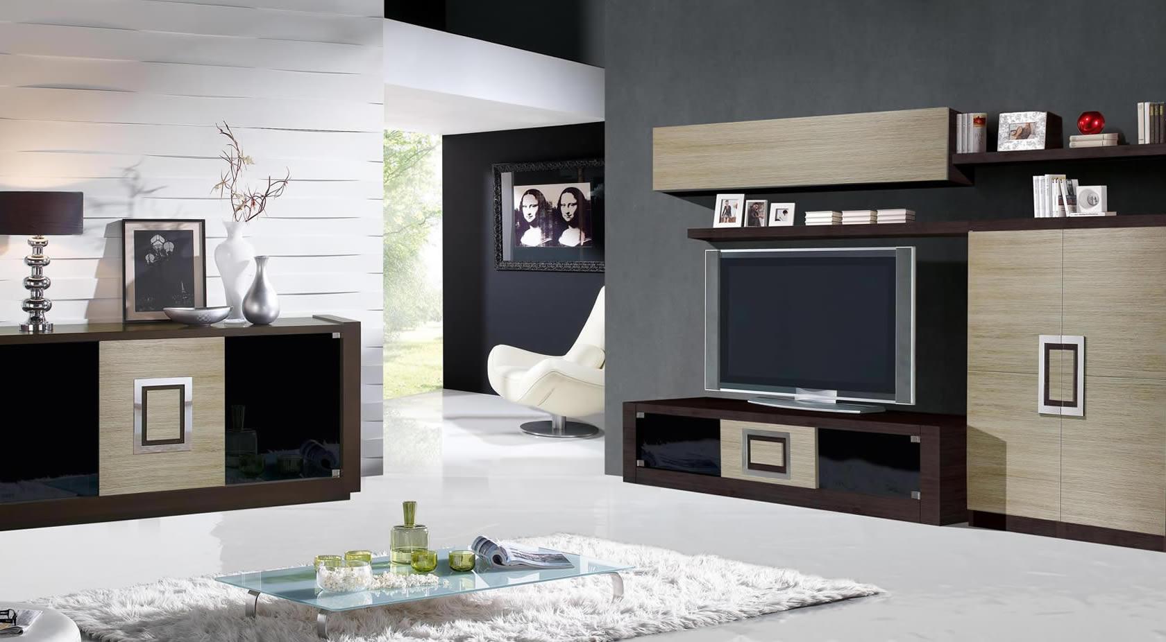 Muebles estilo colonial moderno latest elegante for Muebles estilo moderno minimalista