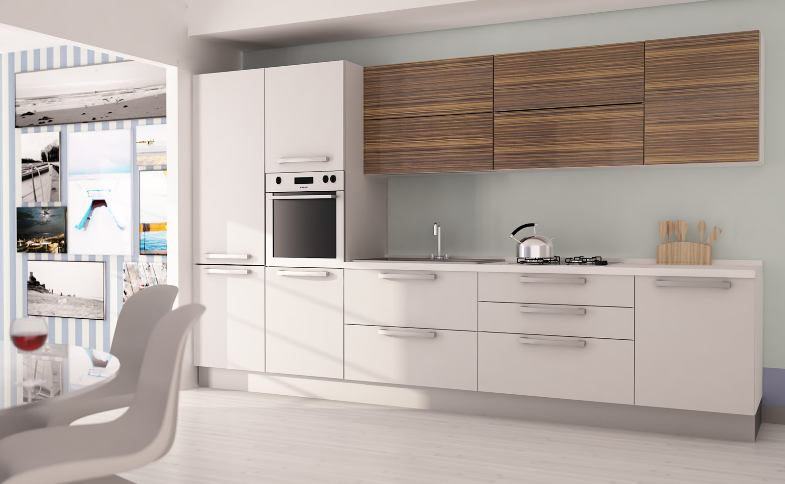Best Cucine Moderne Italiane Contemporary - Design & Ideas 2017 ...