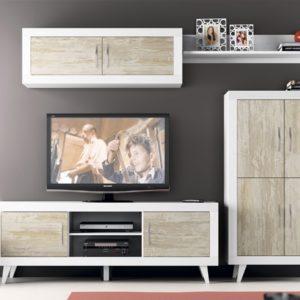 Composición mueble de salon
